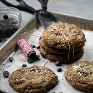 Amour Café Buckwheat Chocolate Chip Cookies (GF)
