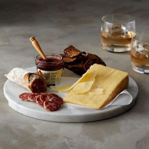 Beehive Whiskey Cheese and Salami Collection